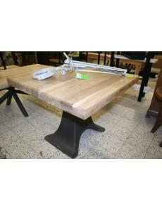 TABLE DE SALON CHÊNE INDUSTRIE